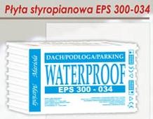 EPS 300-034 WATERPROOF DACH/PODŁOGA/PARKING