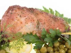 Semis, chicken