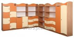 Furniture for kindergartens