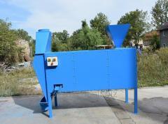 Agro waste Machine