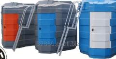 Tanks for storage of chemicals