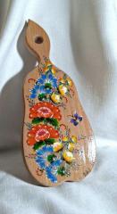 Ręcznie malowana deseczka