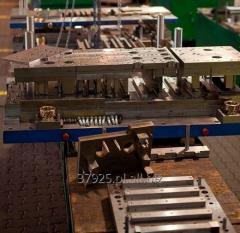 Elementy tłoczone i podzespoły dla przemysłu motoryzacyjnego