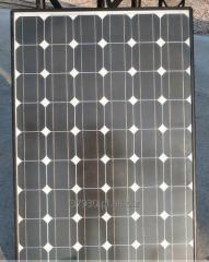 Modules solar photo-electric