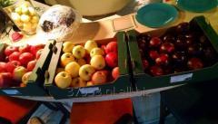 Starkrimson apples