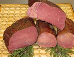 Mięso z jelenia mrożone
