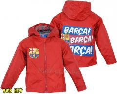 Kurtka przeciwdeszczowa FC Barcelona