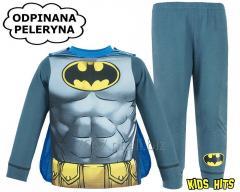 Piżama z peleryną Batman