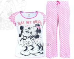 Damska piżama Myszka Minnie