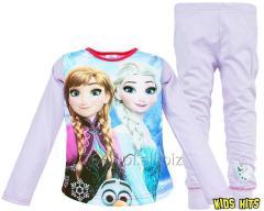 Piżama dziecięca Frozen