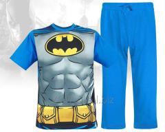 Męska piżama Batman