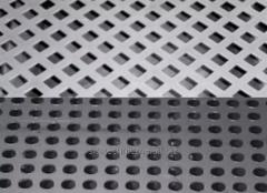 Sieves perforated (sieves)