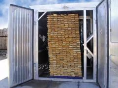 Drying Chambers for timber
