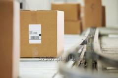 Packaging installations