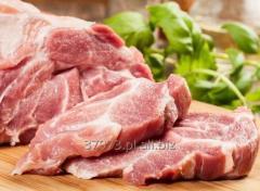 Partial side of pork