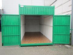 Здания и помещения складские