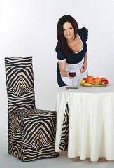 Pokrowce na krzesła i fotele