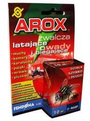 AROX zwalcza owady biegające,latające koncentrat 10 ml