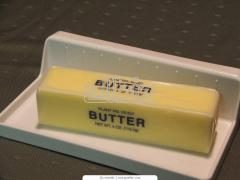 Butter for baking pan greasing