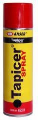 Klej TAPICER aerozol spray 500ml skóra skay alkantara eko-skóra tkaniny
