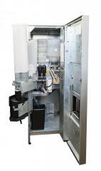 Automat vendingowy do napojów ciepłych ASTRO na kapsuły używany
