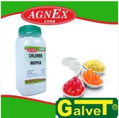 Chlorek wapnia dwuwodny spożywczy 77%-700g