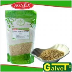 Rice groats