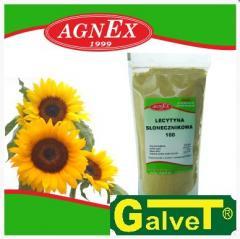 Lecytyna słonecznikowa 100 czysta 1kg
