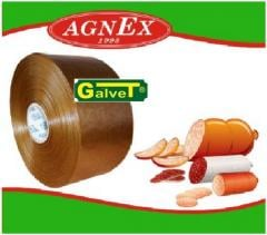 Textile covers for sausages