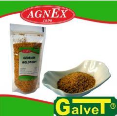 Milled garlic