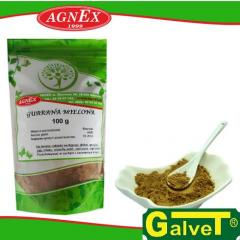 Guarana mielona-opakowania: 100g,  1kg