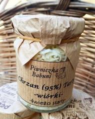 Canned horseradish