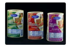 Etykiety dla branży piekarskiej i cukierniczej