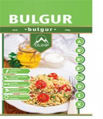 Bulgur kasze, 6 rodzajów