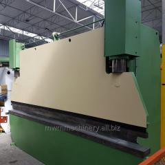 Press brake LVD PPN 125-4000 CNC