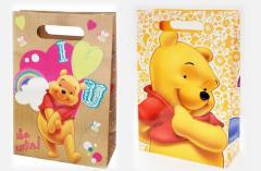 Słodkie torby prezentowe z motywami bajek Disneya