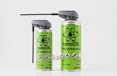 Olej silikonowy NanoOIL