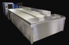 Roller conveyors for specialist applications