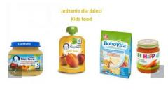 Milk, dried,  baby nutrition