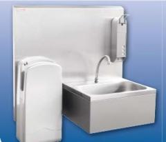CLEANMASTER Ściana higieny HW550T