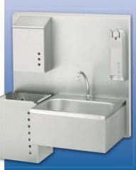 CLEANMASTER Ściana higieny HW550