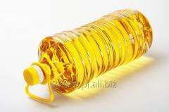 Olej słonecznikowy nierafinowany