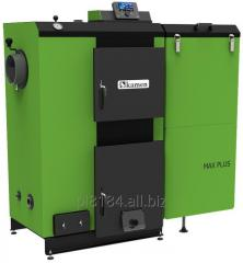Solid fuel water heaters