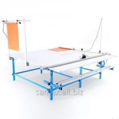Roller blinds cutting table Rollmaster 310
