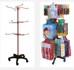 Metal stand  70x70x160cm for gift bags.