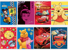 Disney self-adhesive photo album, format A4.