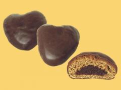 Serca czekoladowe