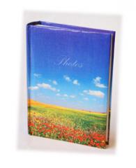 Album foto 9x13cm, na 200 zdjęć, strony papierowe