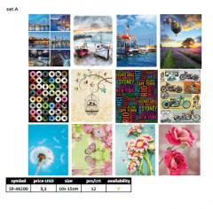 Fotoalbum 10x 15cm , klejony, na 200 i 300 zdjęć,