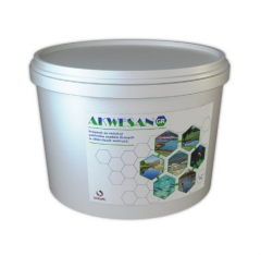 Akwesan granules - the formulation to reduce the